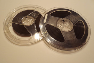 Audio Tape Reels