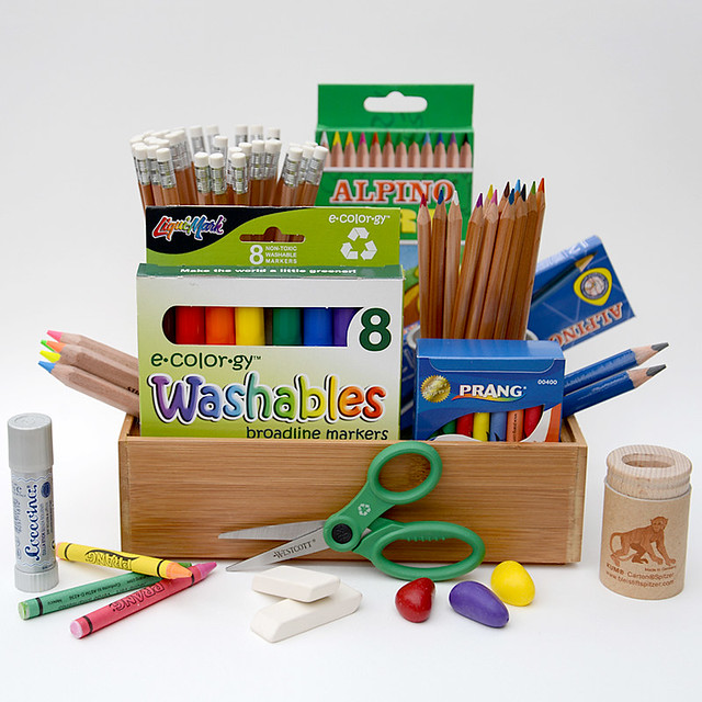 Eco School Supply Giveaway!!