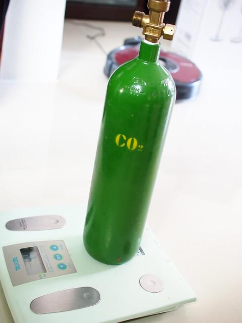 P8084541 CO2鋼瓶 2L (空瓶)