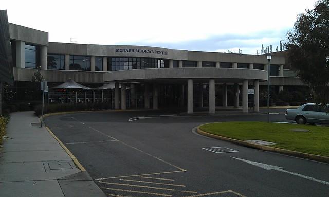 Monash Medical Centre, Moorabbin