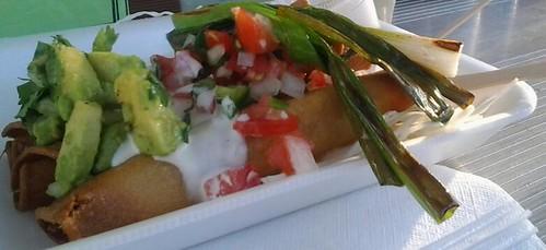 Taquitos - Pork Carnitas - Jefe's Original Soul Shack