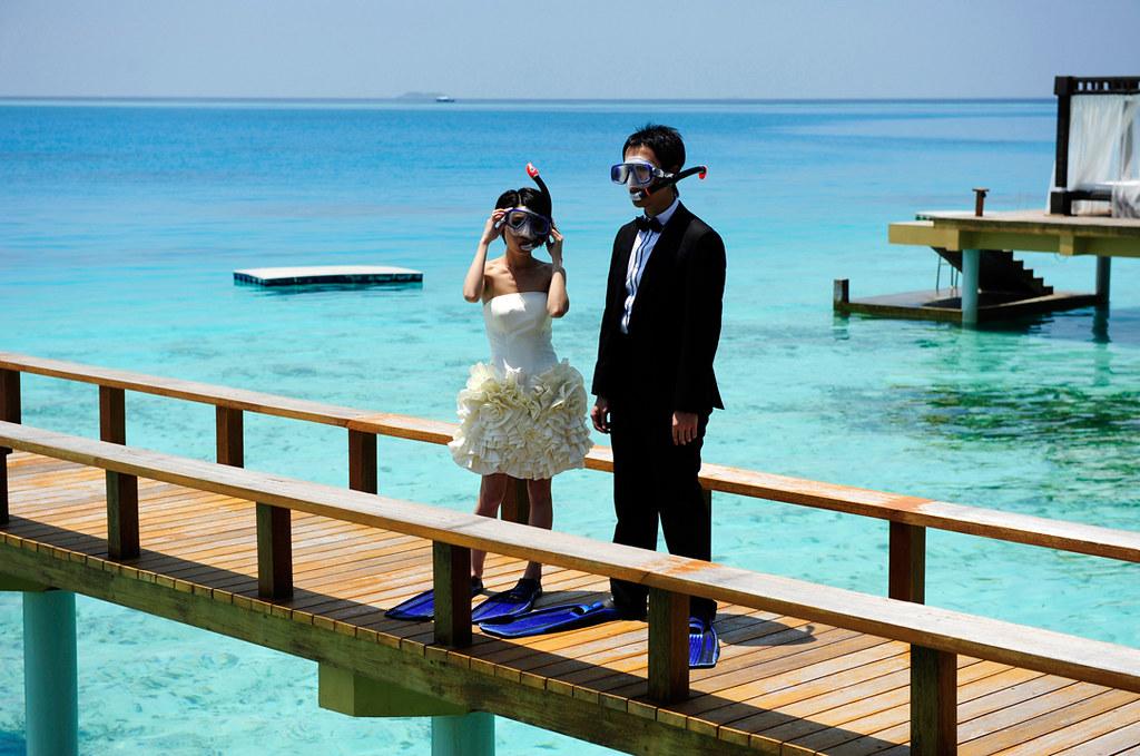 Kidd's wedding