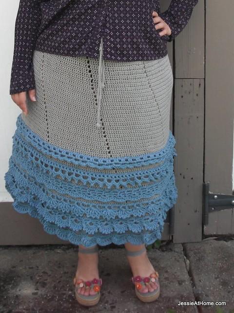 Rachel-Lace-Ruffle-Crochet-Skirt-Pattern-Size-2X