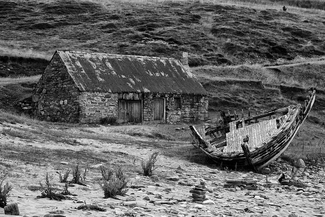 The Cottage and the Shipwreck