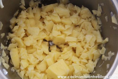 Puré de patatas con leche en Thermomix www.cocinandoentreolivos (2)