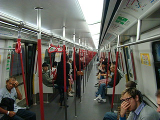 070 Lange metrotrein