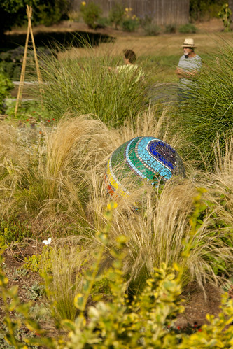 bob hyland mosaic sphere
