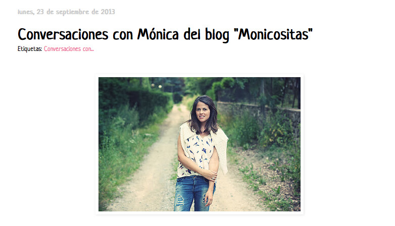 Entrevista Passionata - Monicositas