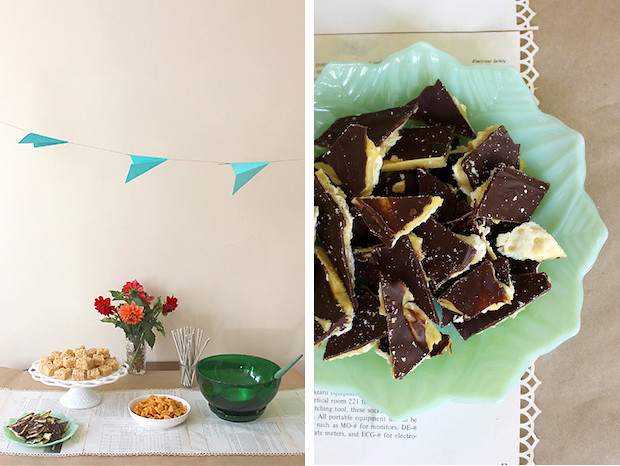 A Back-to-School Party on Food52