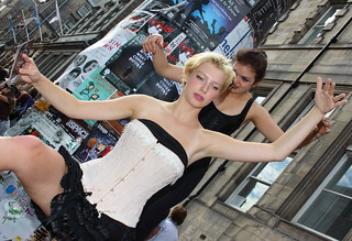 Edinburgh Fringe 2013: Midnight at the Rue Morgue