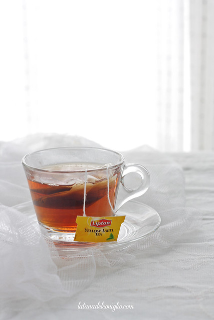 Illumina la tua giornata con Lipton Yellow Label Tea