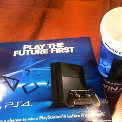 To bad I did not win a PlayStation 4 ! #playstation4 #ps4 #tacobell #lifeisgreat