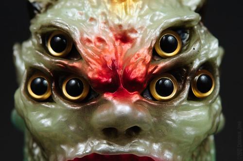 Six Eyes DX Sludge Demon