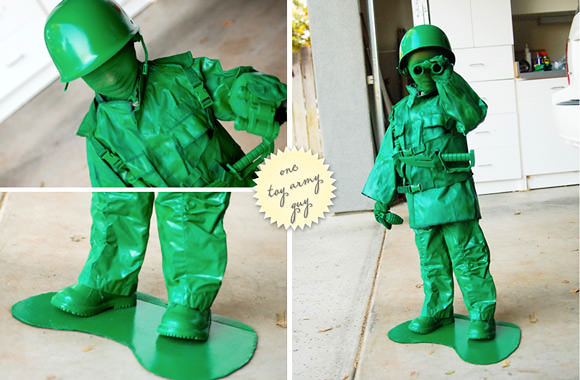 toy army man by Handmade Charlotte