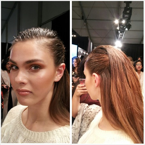 Maybelline + Redken - look for Soia&Kyo show