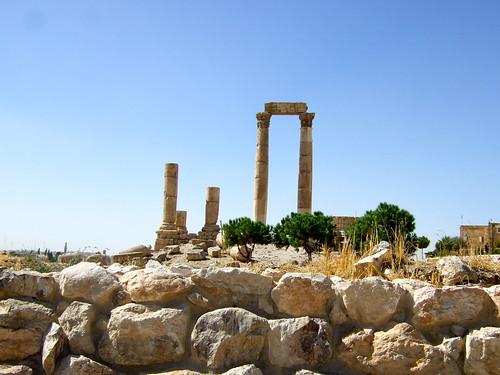 Amman Citadel - James Pics
