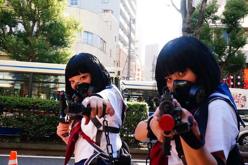 Kawasaki Halloween Parade 2013 43