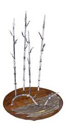 antico stagno 2007 cm 90x130x90