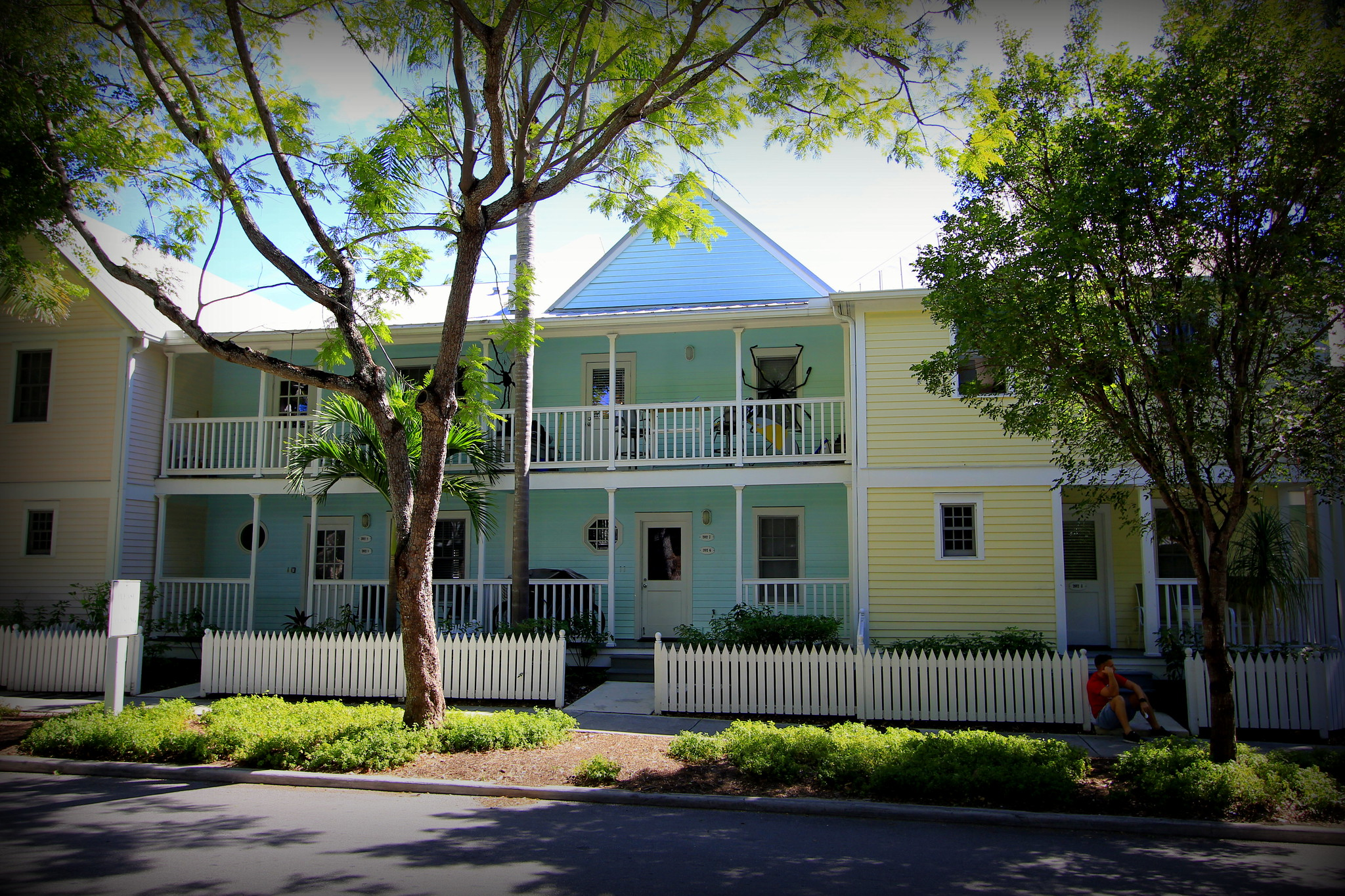 Key West Properties 202 Southard St 6 Transient Licensed Shipyard Condominium Key West