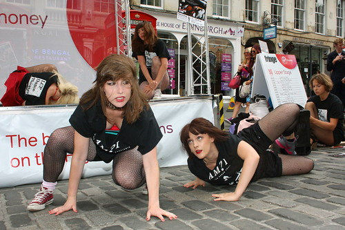 Edinburgh Fringe 2013: Am I ?