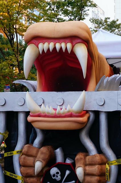 Kawasaki Halloween Parade 2013 109