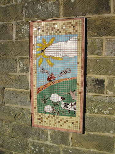 Chop Gate Village Hall Mosaics