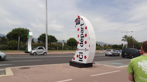 Biking - Cannes to Nice