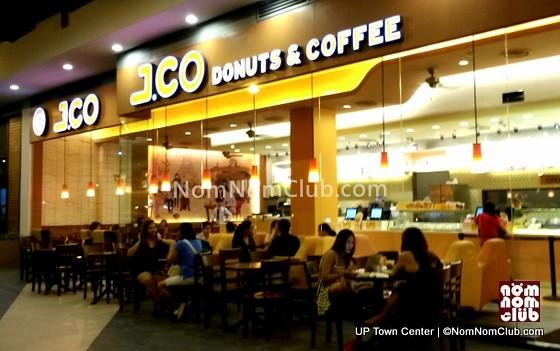 J Co Donuts & Coffee