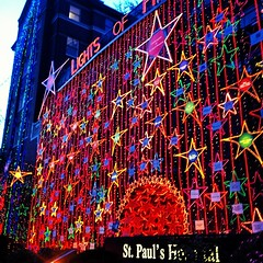 Lights of Hope #stpauls #stpaulshospital #lightsofhope #vancouver #britishcolumbia #igersvancouver