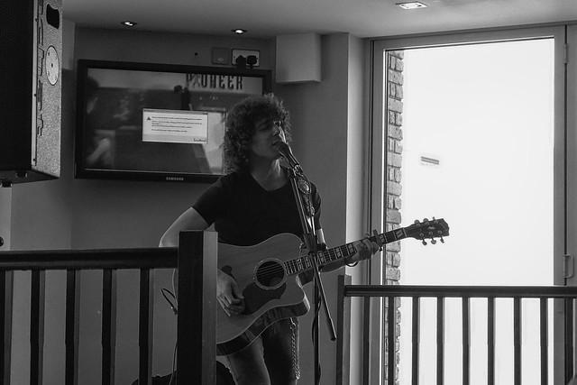Coffeehouse Session - Josh Taerk