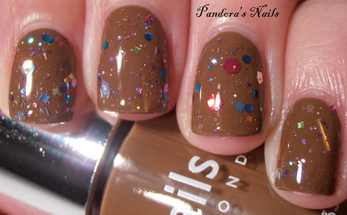 3 - silly lily holy holo over nails inc oxford street