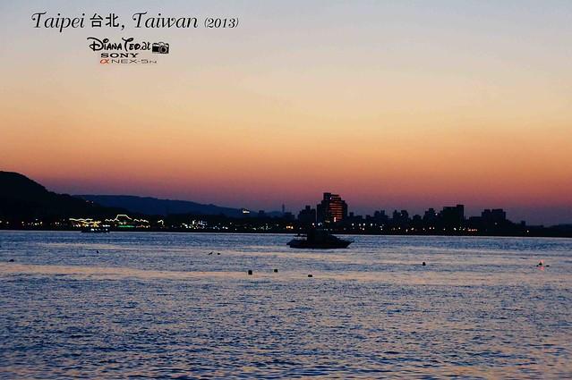 Taiwan - Damshui