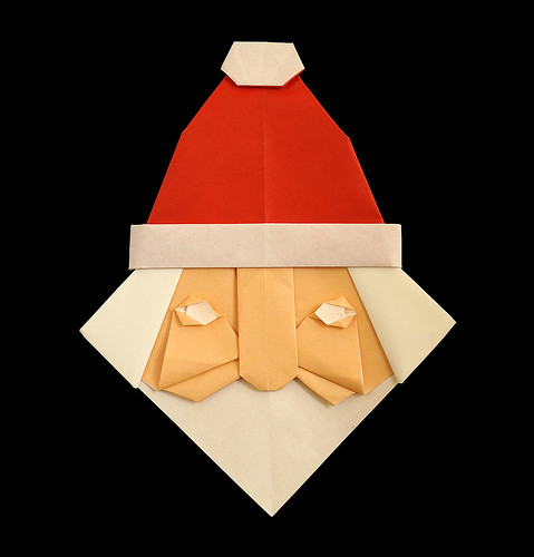 Origami Santa (Alfredo Giunta)