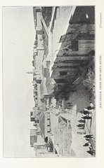 """British Library digitised image from page 8 of """"A Modern Pilgrim in Jerusalem. ... Second ... edition"""""""