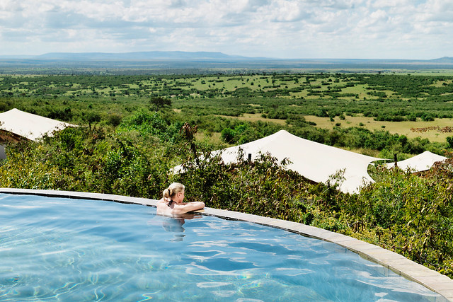 A luxury safari for two in Kenya and Tanza