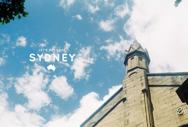 Let's Get Lost: Sydney