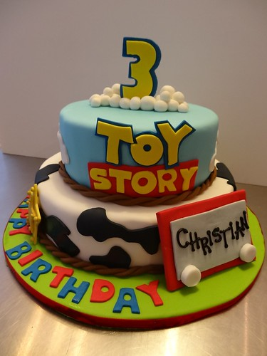 Toy Story Cake by CAKE Amsterdam - Cakes by ZOBOT