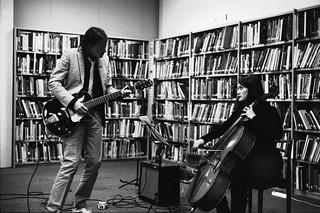 Ken Stringfellow + Lauren van Kempen