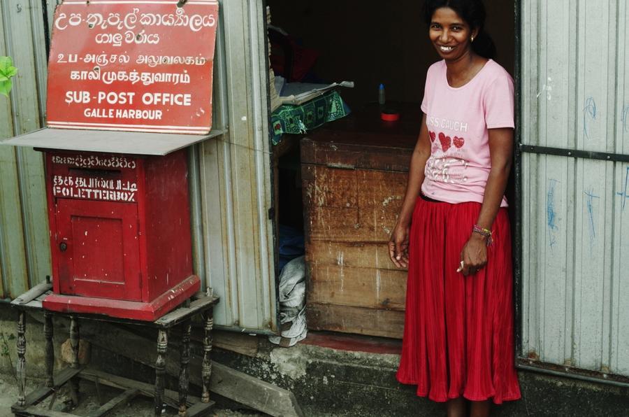 post office in sri lanka