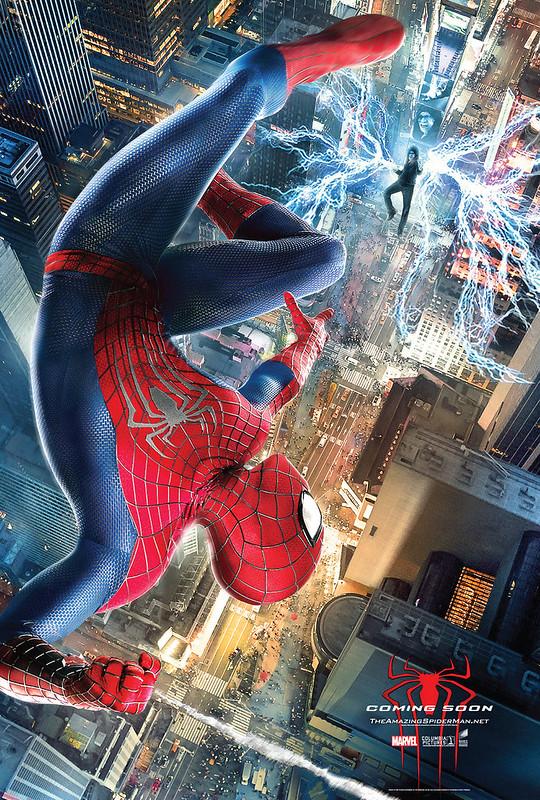 Amazing Spider-Man 2 Breakout Poster