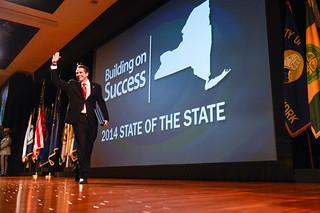 NY Gov. Cuomo's 2014 State of the State Address