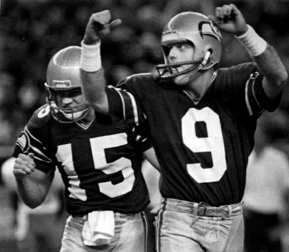Norm Johnson Seattle Seahawks