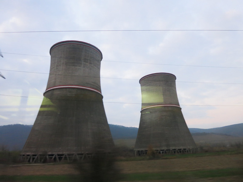 Nuclear power plants? Apparently not