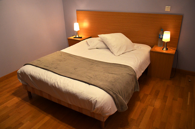 Bedroom, Hotel Victor, Beauvais, Paris, France
