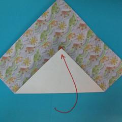สอนวิธีพับกระดาษเป็นช้าง (แบบของ Fumiaki Kawahata) 008