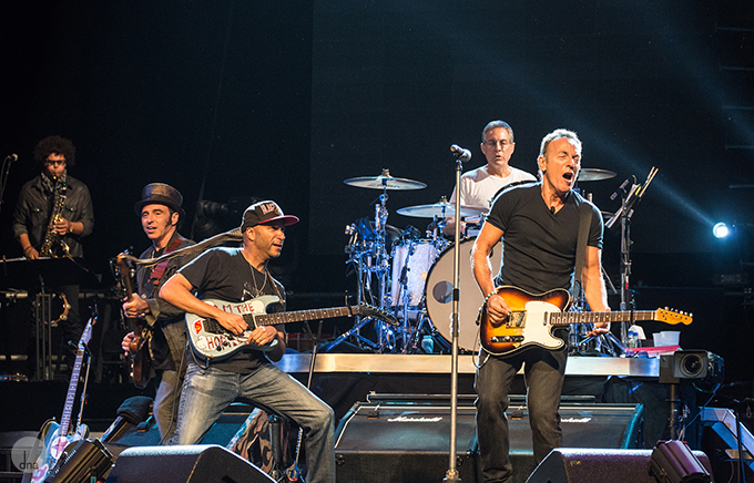 Bruce Springsteen concert Velodrome Bellville Cape Town 26 January 2014 shot by Desmond Louw dna photographers 06