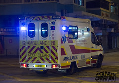 香港消防處救護車 A 181