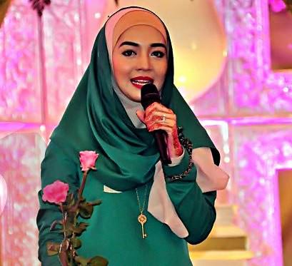 Nuri Maulida Ingin Gelar Fesyen Show Hijab