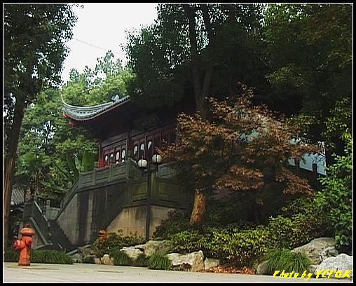 杭州 吳山天風景區 - 010 (城隍閣)