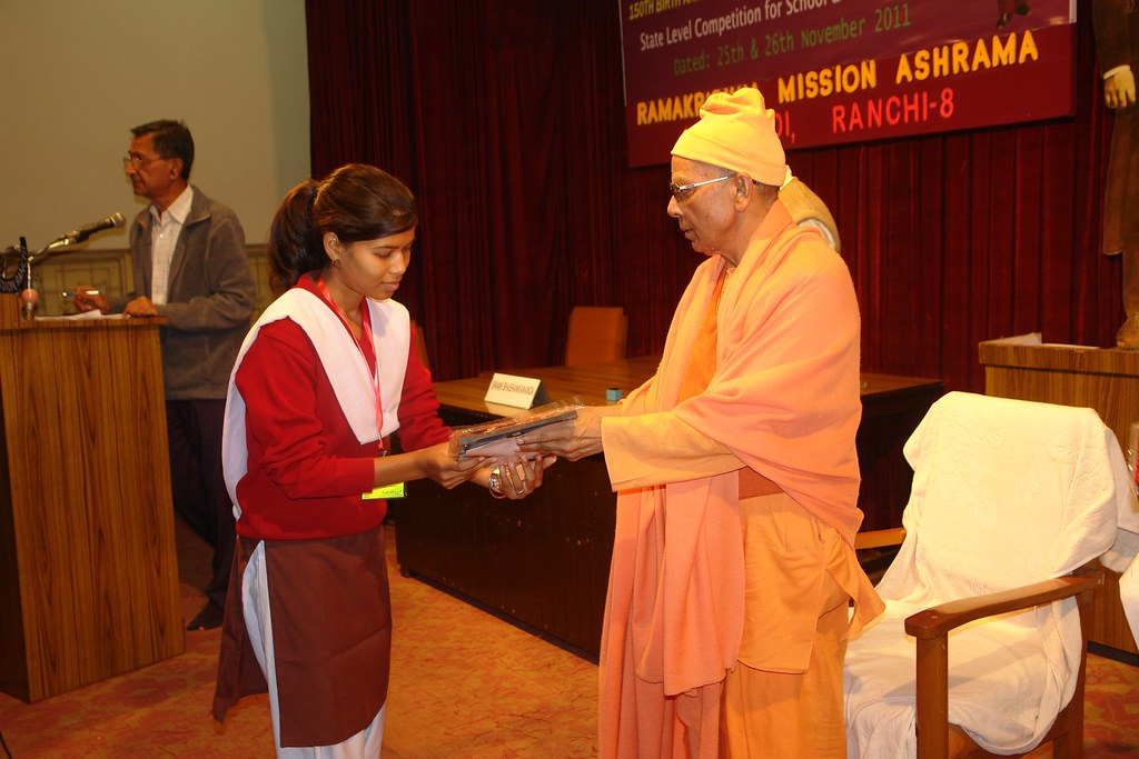 ramakrishna mission essay competition Ramakrishna mission residential high school  fifty of our students particiapated in the green energy virumbuvom drawing and essay competitions conducted at .